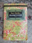 39 Frankenstein Mary Shelley front cover